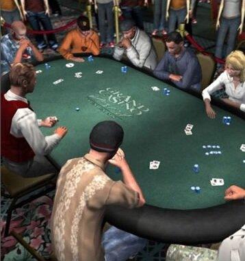 Покер Онлайн Играть